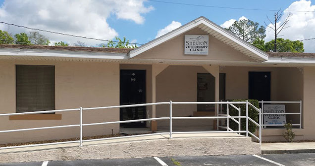 Shelton Veterinary Clinic, Bunnell,  FL