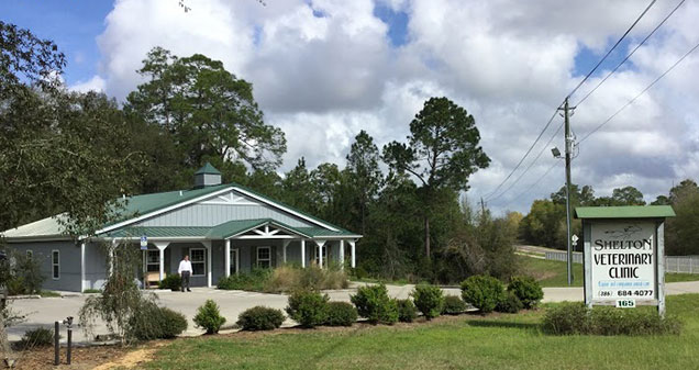 Shelton Veterinary Clinic, Elkton, FL